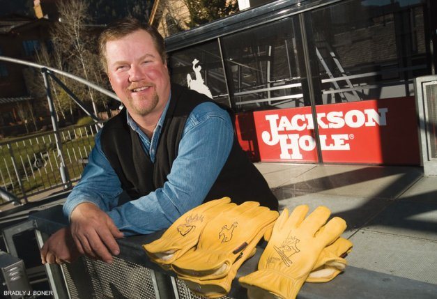 "Forest ""Gage"" Reichert, founder of G2 Gloves, didn't plan on starting a business. He just wanted his utilitarian ski/work gloves to have some personality."
