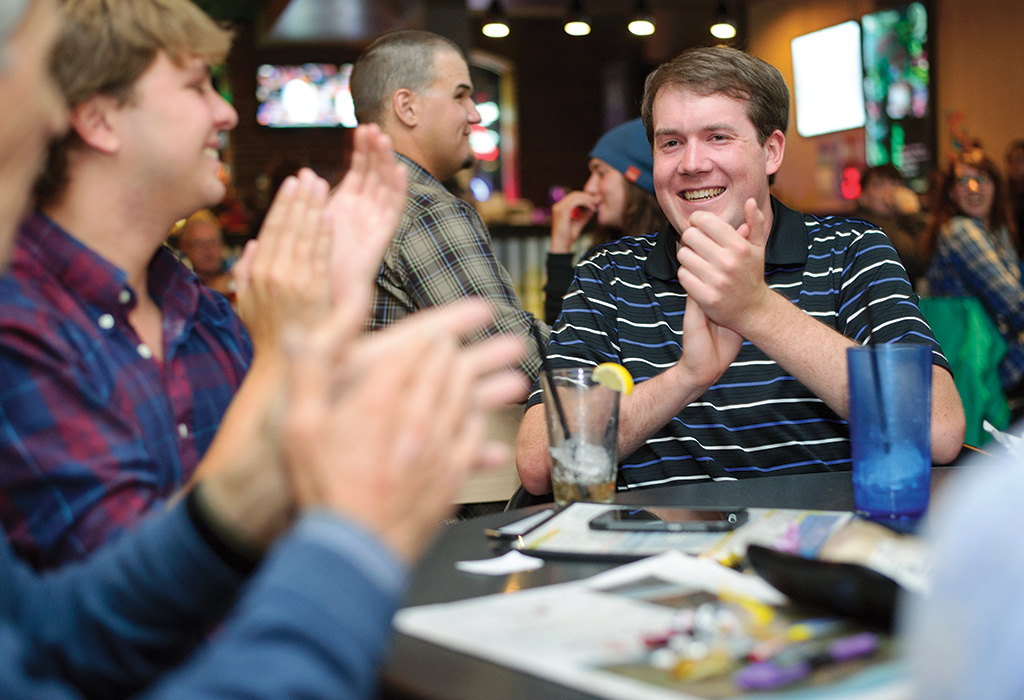 Wednesday Trivia Night at the Town Square Tavern