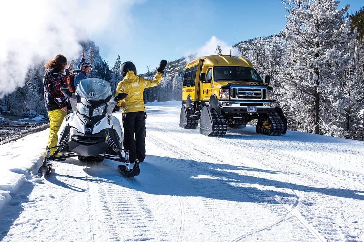 DIY Yellowstone