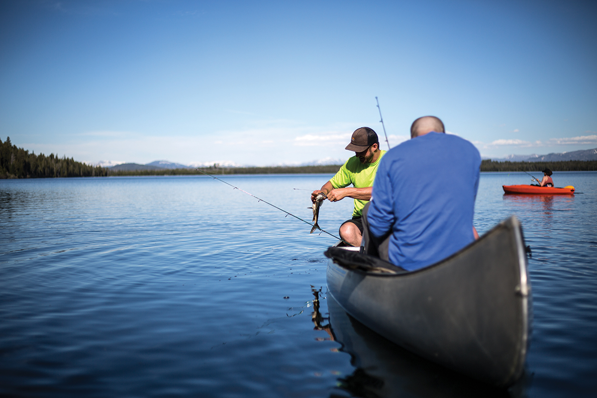 Jackson hole s other angling for How much is a one day fishing license